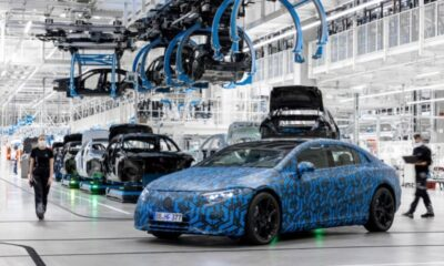 By the end of 2022, Mercedes-Benz will release six electric vehicles of the EQ family at once (models, date, countries)