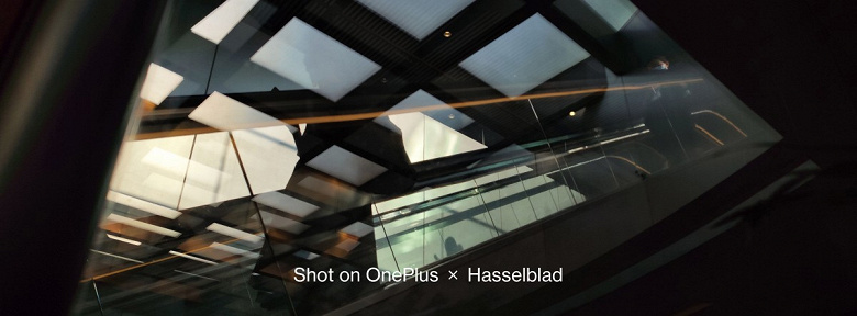 OnePlus 9 and OnePlus 9 Pro get an unusual Hasselblad XPan camera mode with an aspect ratio of 65:24