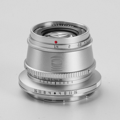 Gallery of the day: TTartisan 17mm f / 1.4 lenses with Nikon Z mount and TTartisan 35mm f / 1.4 with L mount