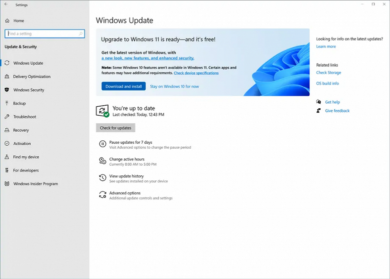 How to get a free upgrade from Windows 10 to Windows 11 two weeks before release.  Microsoft has released the final version of the OS for testers