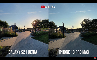 iPhone 13 Pro Max lost to Samsung Galaxy S21 Ultra in new camera tests