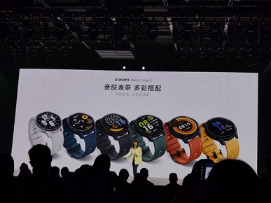 Presented smartwatch Xiaomi Watch Color 2 with GPS, NFC and support for many applications