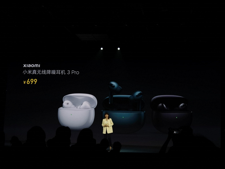 Introduced the first fully wireless Xiaomi headphones with surround sound support