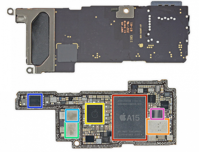 Now it is clear why the bangs in the iPhone 13 Pro have become smaller.  IFixit specialists disassembled the new product and assessed its maintainability