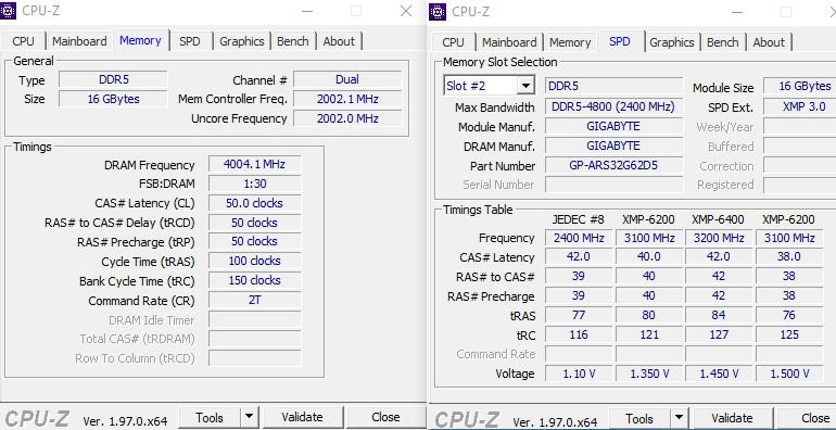Intel Core i9-12900K lights up with Gigabyte Z690 Tachyon motherboard and DDR5-8000 memory