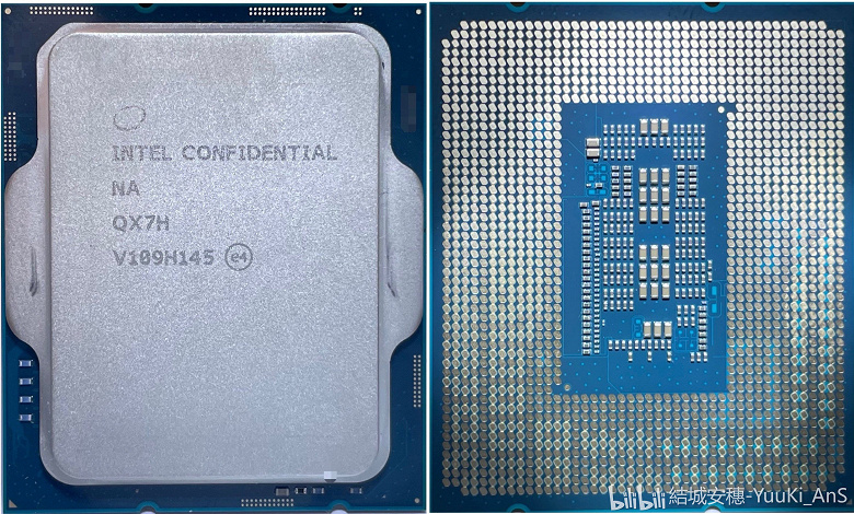 Flagship 16-core Intel Core i9-12900K poses for quality photos a month before the announcement