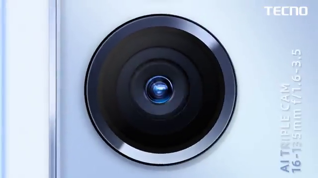 5x optical zoom, 60x hybrid and axis stabilizer.  Tecno Camon 18 Details