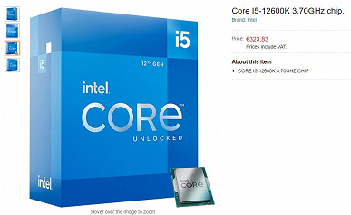 Expensive not only video cards.  For Intel Core i9-12900K in Europe asking for 850 euros