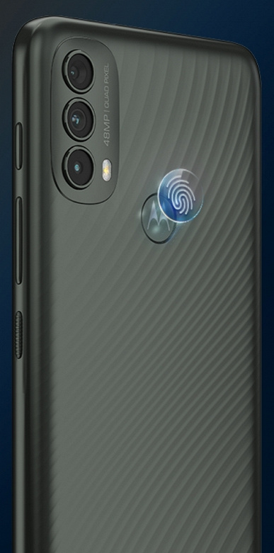 The new Motorola was shown on high-quality images before the announcement.  Specifications and price of Moto E40 are already known