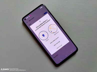 The first smartphone with Android 12 showed on live photos: Realme GT Neo with Realme UI 3.0 shell