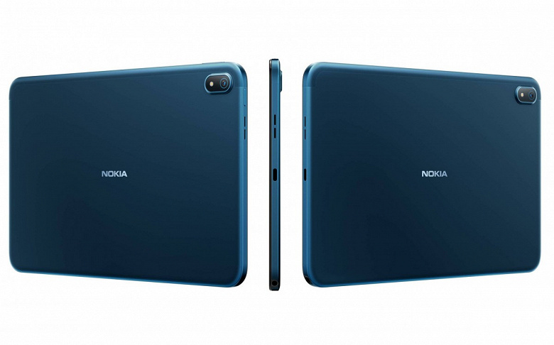 Introduced the first Nokia tablet in years: it has the largest battery in its price range