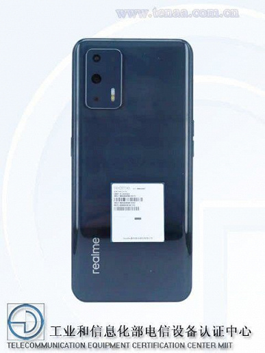 Realme is preparing a cheaper version of its hit GT Neo 2. Published live photos and characteristics of Realme GT Neo 2T
