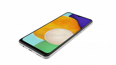 50 MP, 5000 mAh, 25 W and 5G are inexpensive.  Published renders of the Samsung Galaxy A13 5G - potentially the cheapest smartphone of the company with support for fifth generation networks