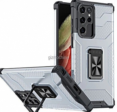Samsung Galaxy S22 Ultra Note-style design confirmed by case makers