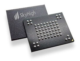 SkyHigh Memory Expands SLC NAND Flash Family with 1xnm Products