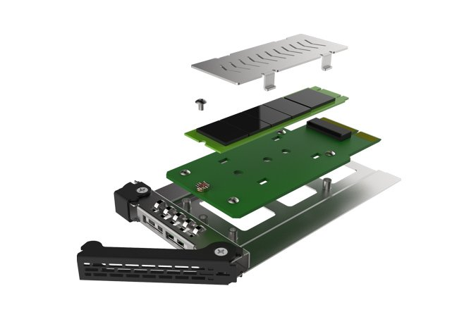 Icy Dock CP040 Converts Slim ODD Bay to Removable Solid State Drive Bay