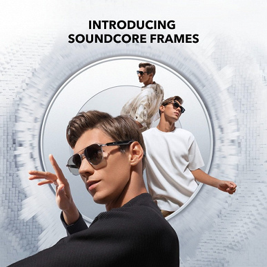 Anker Soundcore Frames Replaced Wireless Headset Glasses Introduced