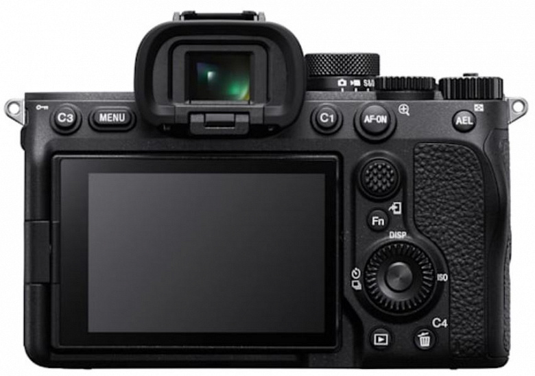 33MP and 4K 60fps 10-bit video recording.  Sony Alpha A7 IV mirrorless camera introduced