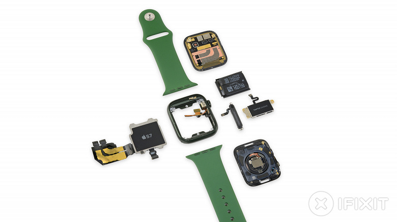 Three former Apple engineers helped disassemble the Apple Watch Series 7. The watch has more in common with the iPhone 13 than you might think