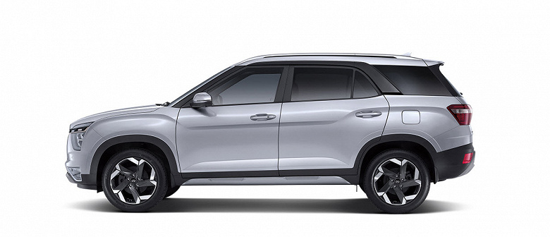 Introduced 7-seater crossover Hyundai Creta Grand 2022 with a rich package for $ 22,000