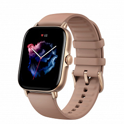 Large AMOLED screen, constant monitoring of heart rate and heart rate, 150 training modes, GPS, 12 days of autonomy with a weight of only 24.4 grams.  Amazfit GTS 3 smartwatch presented