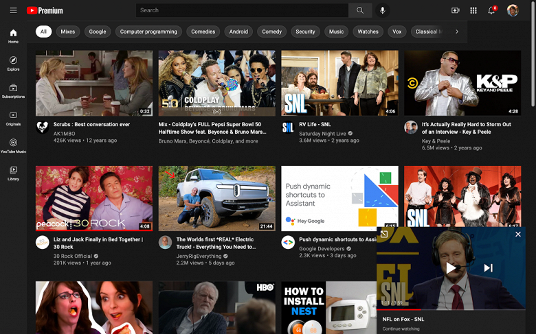 Now you can easily continue watching YouTube video on your computer after your smartphone