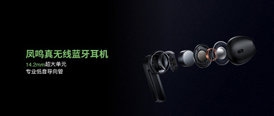 Titanium membrane, noise cancellation system, 28 hours of battery life and ultra-low latency audio transmission.  BlackShark JoyBuds Wireless Headphones Introduced